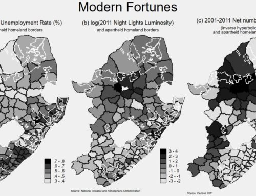 How extractive institutions persist to keep South Africans poor